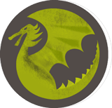 Horsham Blog Dragon Logo