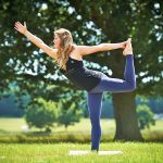 Meg Thompson of Yoga with Meg