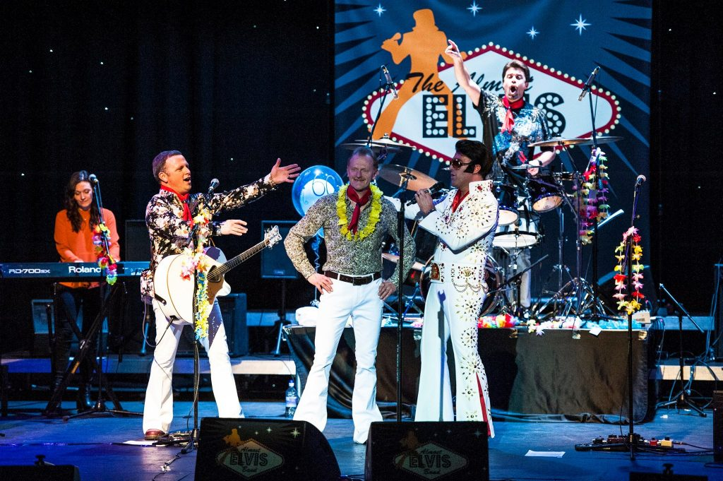 Almost Elvis Band