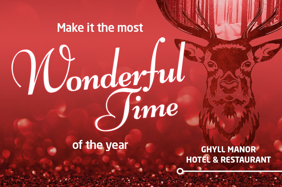 ghyll manor christmas party