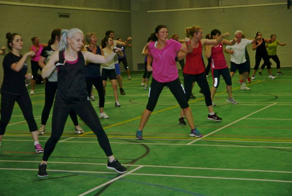 Body Combat at The Holbrook Club