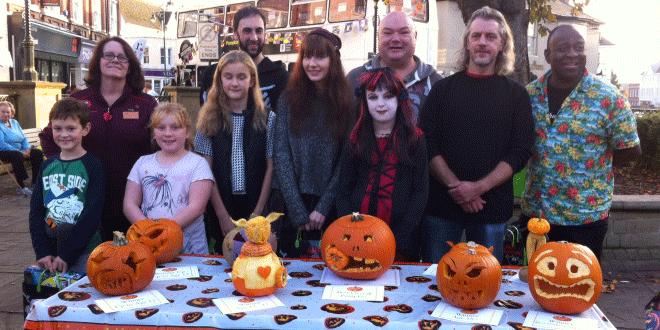 Halloween in Horsham
