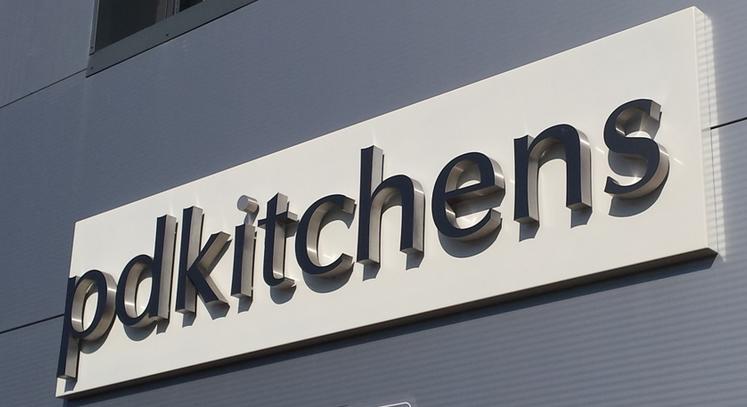 pd kitchens sign in Horsham