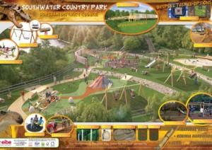 southwater dinosaur park