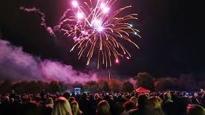 horsham rugby club fireworks