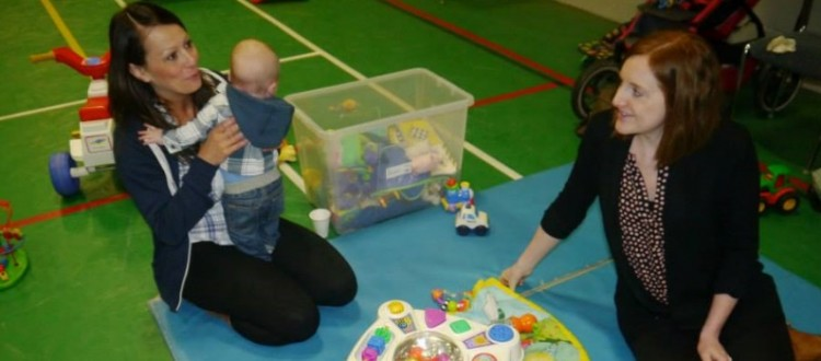 parent and toddler groups