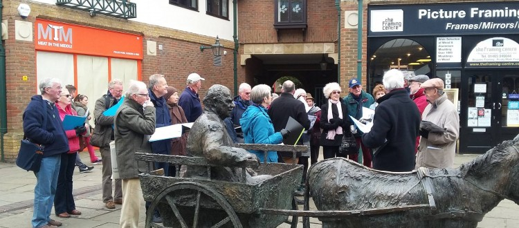 horsham historic tours