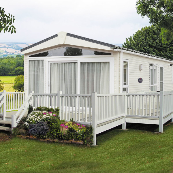 new holiday home at Raylands