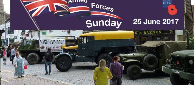horsham armed forces