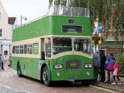 Historic Bus Rides