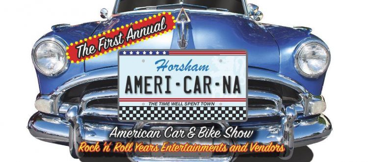 Americarna promotional poster