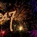 Fireworks in Horsham 2017