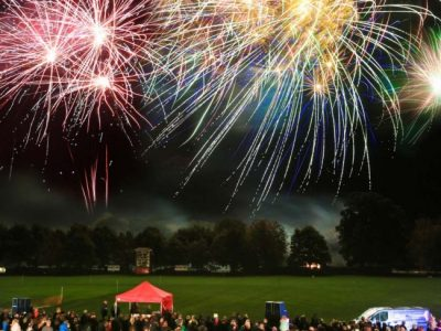 Fireworks at Horsham Sports Club