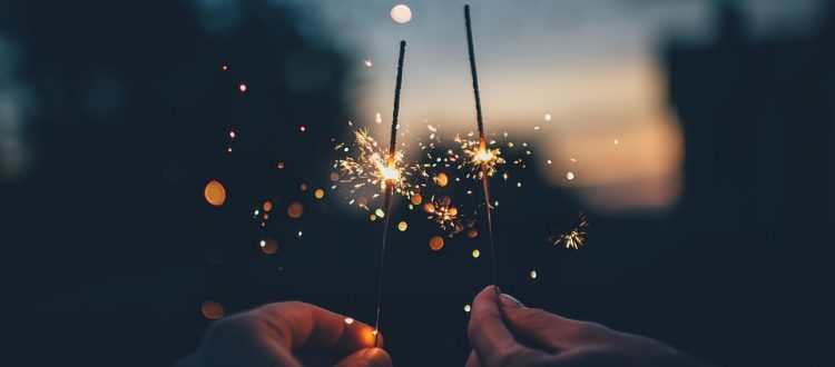 Bring Sparklers to event in Horsham