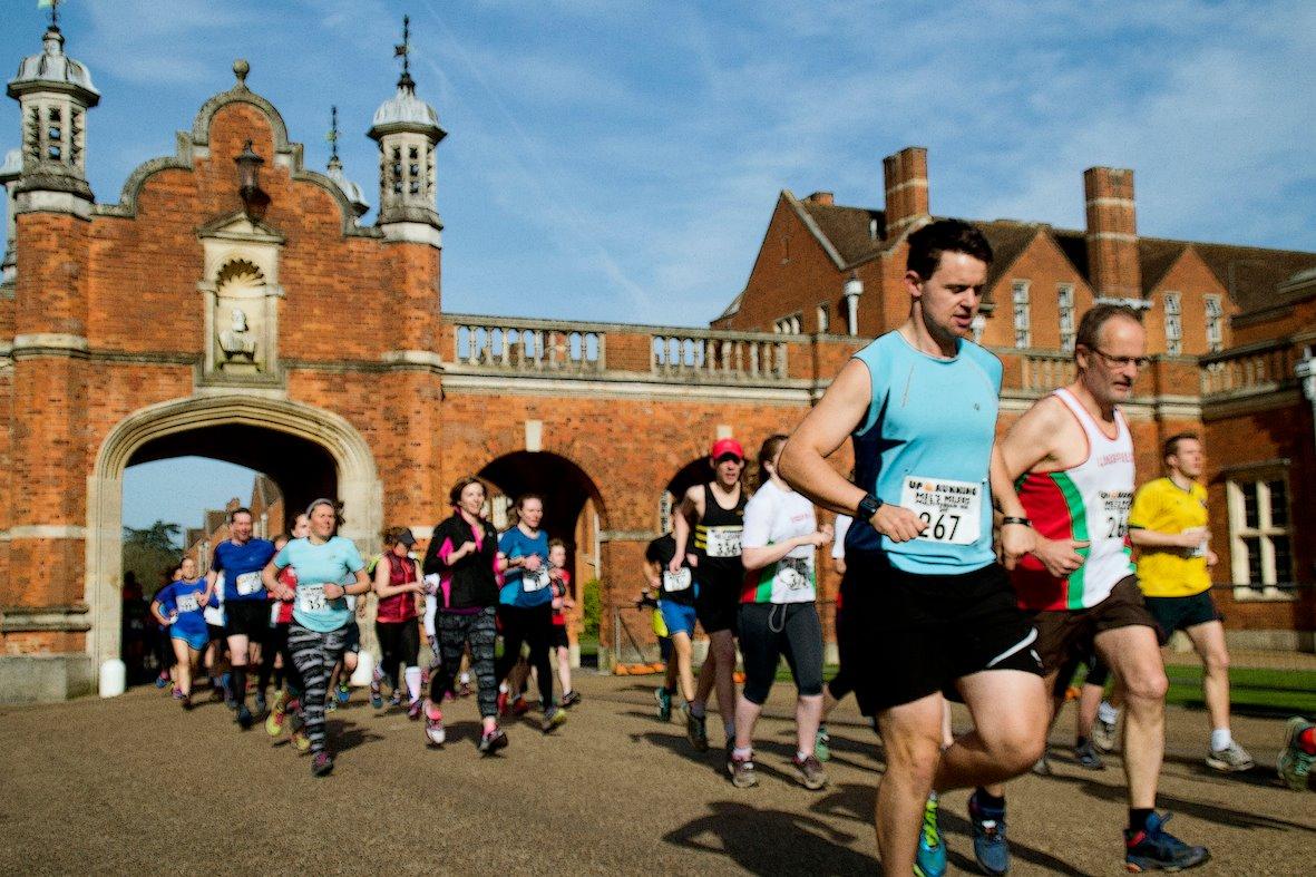 Mel's Milers 10K race