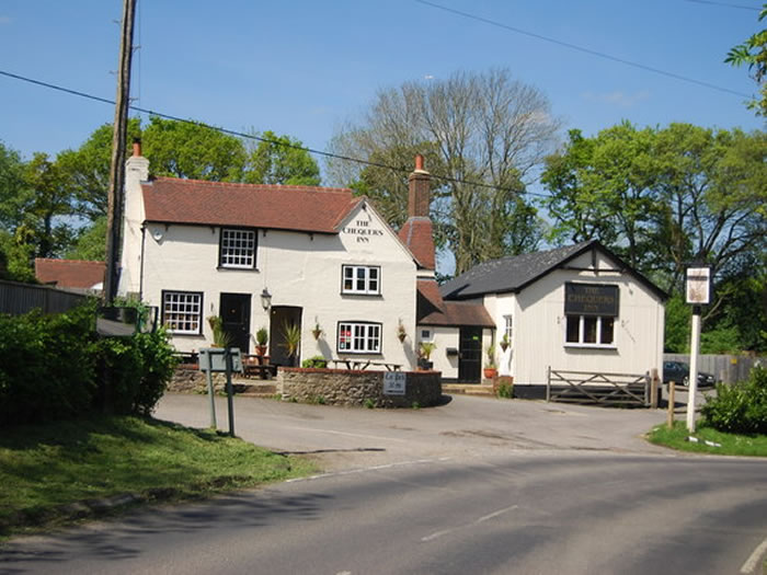 the chequers inn rowhook