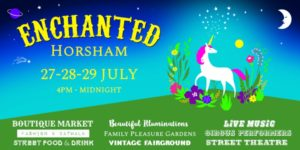 enchanted horsham