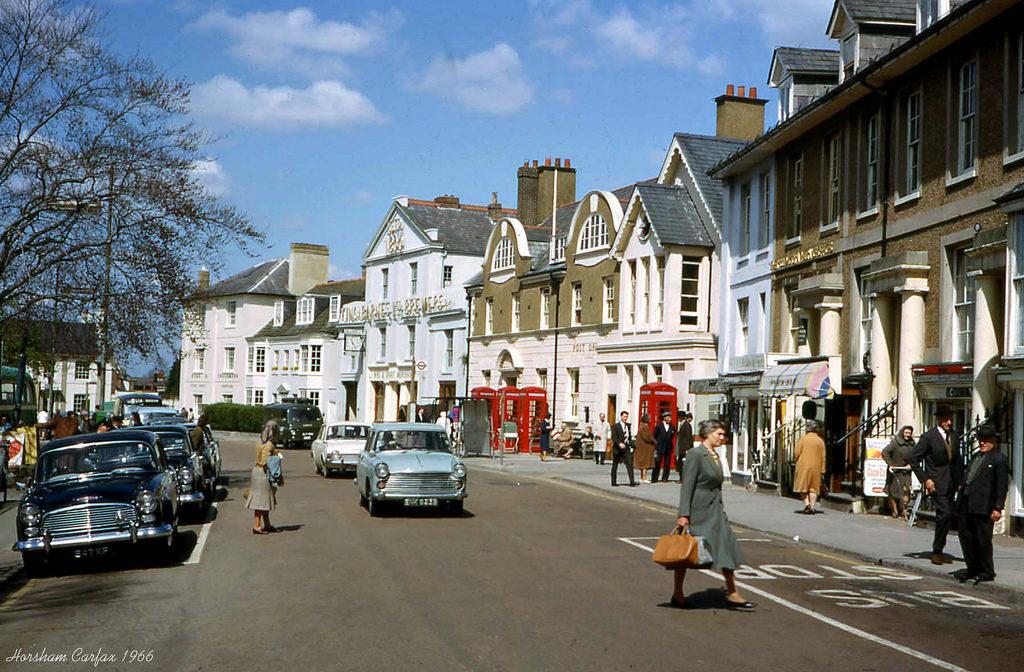 horsham carfax 1966