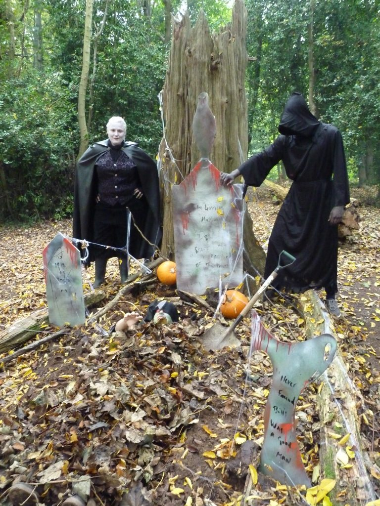 halloween at aldingbourne