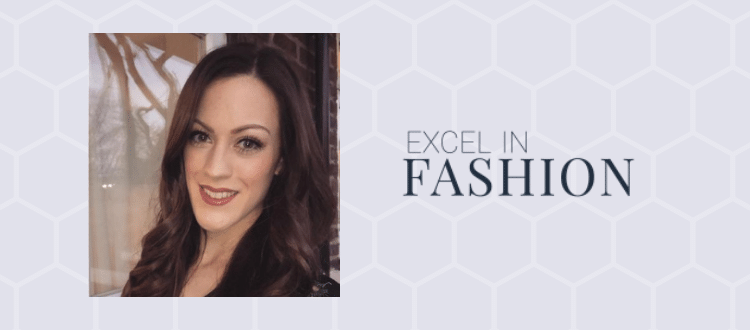 Excel in Fashion